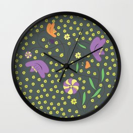 Farytale Wall Clock