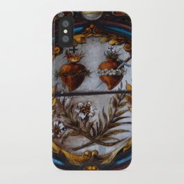 Sacred Hearts iPhone Case