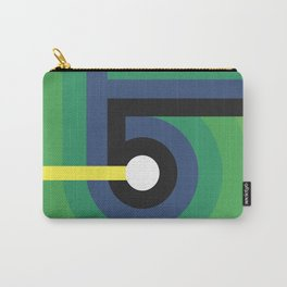 Number Five Carry-All Pouch