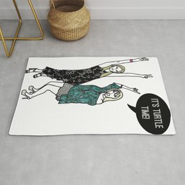 Turtle Time Rug