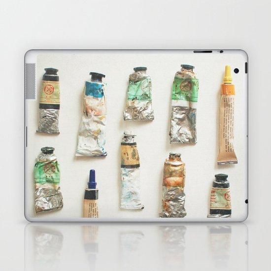 Oils Laptop & iPad Skin