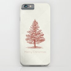 Simple Christmas Tree iPhone 6s Slim Case