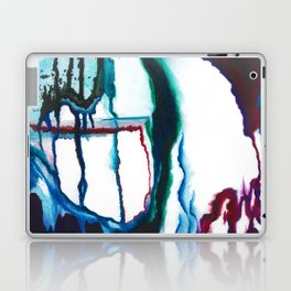 A State of Apprehension and Tension Laptop & iPad Skin