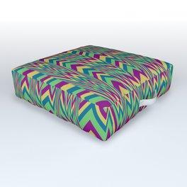 Party Hard Outdoor Floor Cushion