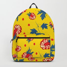 Crazy color pattern Backpack