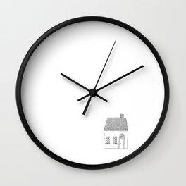 Lagom Hemma Wall Clock