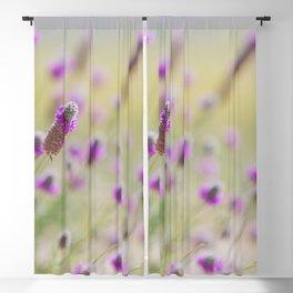 Wildflowers in the Prairie Blackout Curtain