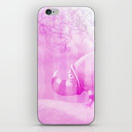 Ghostly Rhino iPhone Skin