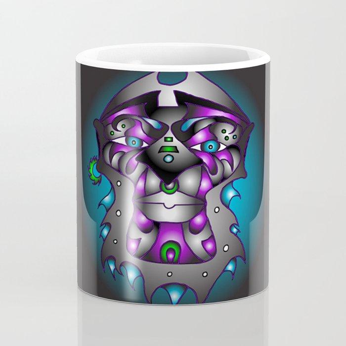 Ashanti-Purple Coffee Mug