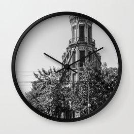 Barrio de la Boca. Buenos Aires. Wall Clock