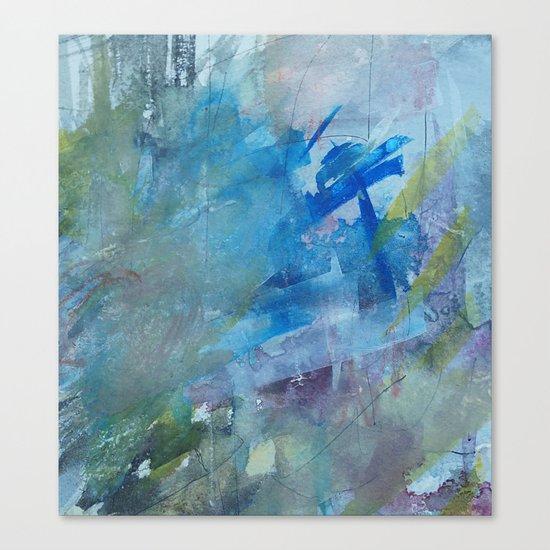 Rhapsodie I Canvas Print