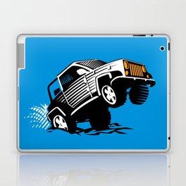 4x4 trophy Laptop & iPad Skin