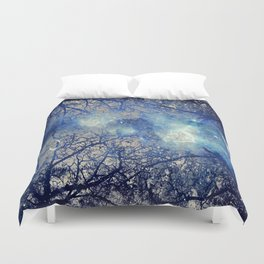 Winter Wood Duvet Cover