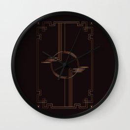 Noble vertigo Wall Clock