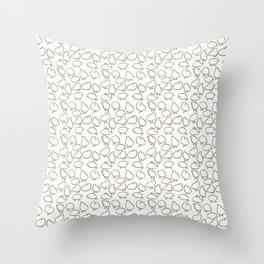 Infinite Covey Throw Pillow