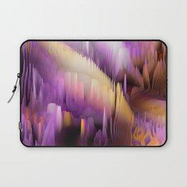 Purple Cave Laptop Sleeve