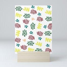 Seaweeds after Matisse Mini Art Print