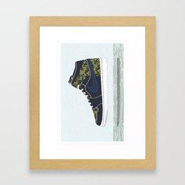 Nike II Framed Art Print