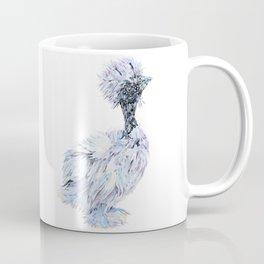 Silkie Chicken - Showgirl Chick Coffee Mug