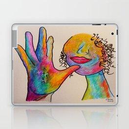 American Sign Language MOTHER Laptop & iPad Skin