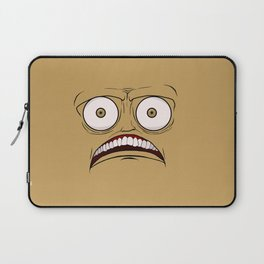 Emotional Concerned Wednesday - by Rui Guerreiro Laptop Sleeve