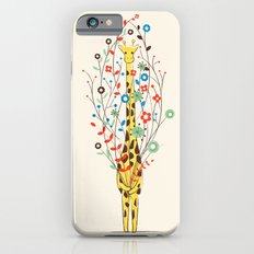 I Brought You These Flowers Slim Case iPhone 6