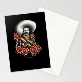 Emiliano Zapata Portrait Stationery Cards