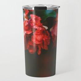 Pomegranate Study, No. 2 Travel Mug