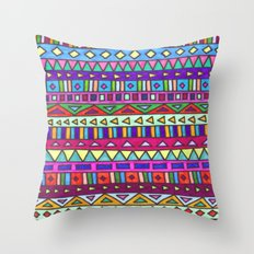 Stroke of Luck Throw Pillow