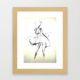 - Marilyn - Framed Art Print
