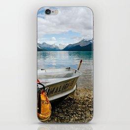 Maligne Lake iPhone Skin