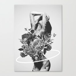 Be Slowly Canvas Print