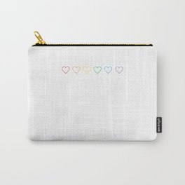 Gay Heart 1 Carry-All Pouch