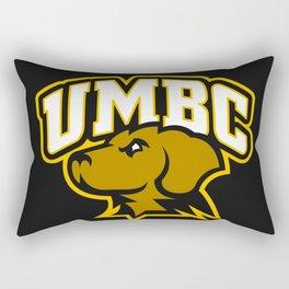 UMBC The House of Grit Rectangular Pillow