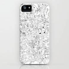 Fragments of memory Slim Case iPhone (5, 5s)