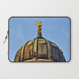 French Cathedral of Berlin Laptop Sleeve