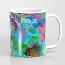 Hawaiian Jungle Batik Coffee Mug