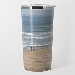 Cape Cod Beach Travel Mug