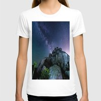 30 rock T-shirts featuring Milky Way Rock by 2sweet4words Designs