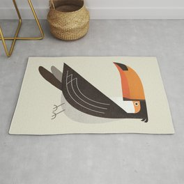 Whimsy Toucan Rug