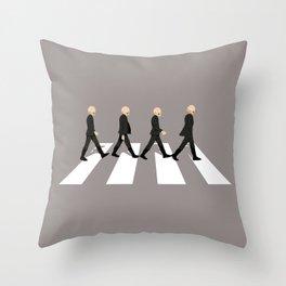 Cantina Road Throw Pillow
