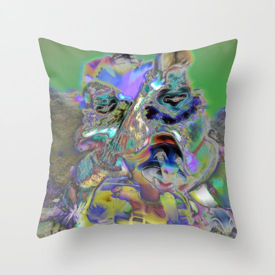 Fun Throw Pillows For Couch : FUN Throw Pillow by CrismanArt Society6
