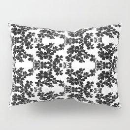 primrose bw pattern Pillow Sham