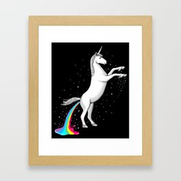Where Rainbows Come From Framed Art Print