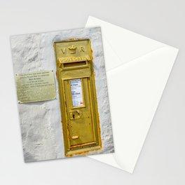 Pandora Inn - Ben Ainslie's Golden Post Box Stationery Cards