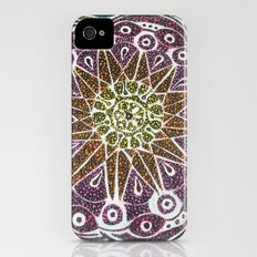Passion Flower iPhone (4, 4s) Slim Case