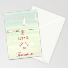 Always Adventure Stationery Cards