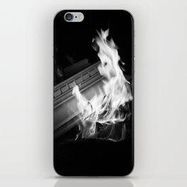 Still (b&w) iPhone Skin