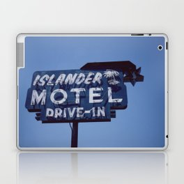 Vintage Motel Laptop & iPad Skin