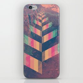 Colourful Perspective iPhone Skin